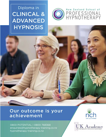 Diploma In Clinical Hypnotherapy Brochure